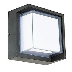 Carmen LED Outdoor Square Wall Light