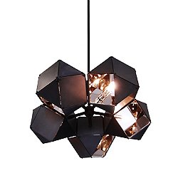 Welles 5 Spoke Pendant Light
