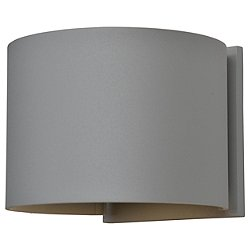 Curve LED Outdoor Wall Sconce