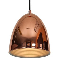 Essence Pendant (Shiny Copper/Small) - OPEN BOX RETURN