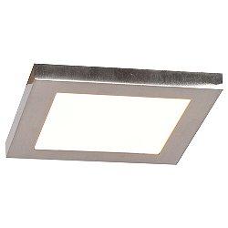 Boxer LED Square Flush Mount Ceiling Light