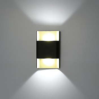 Beacon Bi-Directional LED Wall Sconce / in use