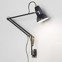 Original 1227 Brass Wall Mounted Lamp