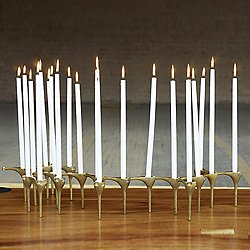 Link Candle Holder, Set of 5