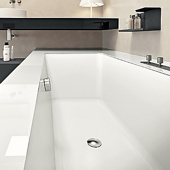 Bathtub interior