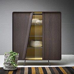 Musa Glass Cabinet