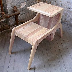 Tele Side Table