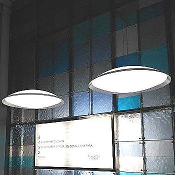 Lens LED Pendant / in use