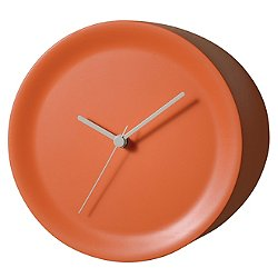 Ora Out Edge Mounted Clock