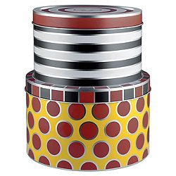 Circus All-Purpose Boxes, Set of 2
