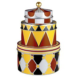 Circus All-Purpose Boxes, Set of 3