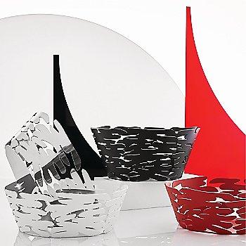 Stainless Steel finish / Black finish / Red finish / White finish