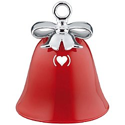Dressed for X-mas Red Ornament by Alessi - OPEN BOX RETURN