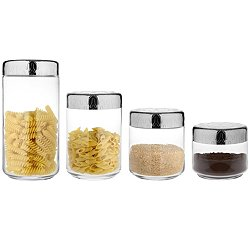 Dressed Kitchen Storage Containers