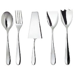 Nuovo Milano 5 pc. Cutlery Set (Polished) - OPEN BOX RETURN