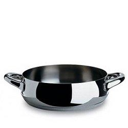 Mami Low Casserole with Handles
