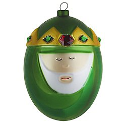 AMJ13 9 Melchiorre - 3 Wise Men - Melchiorre, Christmas Ornament