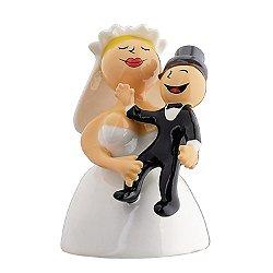 Abbracciami Amore Mio Wedding Cake Topper