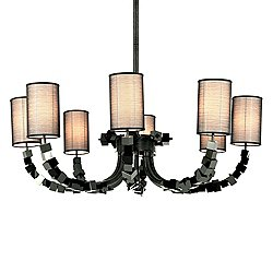Amarcord 8 Light Chandelier