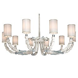 Amarcord 10 Light Chandelier