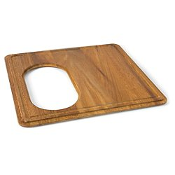 Professional Cutting Board with Integral Colander for PSX110-30