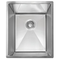 Planar 8 Single Bowl Undermount Kitchen Sink PEX11014