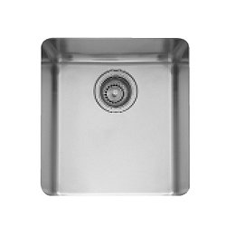 Kubus Single Bowl Undermount Kitchen Sink