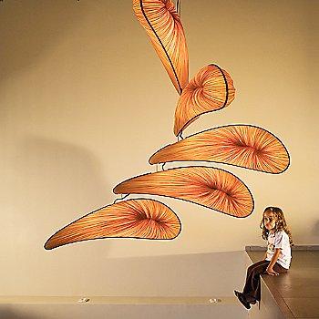 Orange / in use