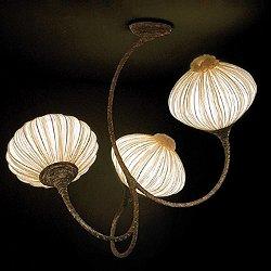 Three Palms LED Chandelier