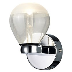 H2O Bathroom Wall Sconce