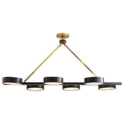 Linus Linear Suspension Light