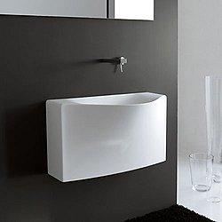 One Shot Back Wall-Hung Washbasin