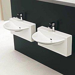One Shot Wall Washbasin