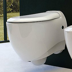 Blend Wall-Hung Toilet