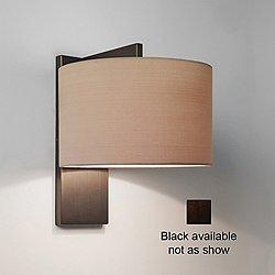 Ravello Short Wall Light (Black/Bronze) - OPEN BOX RETURN