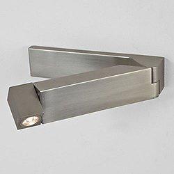 Tosca Wall Sconce (Matte Nickel) - OPEN BOX RETURN