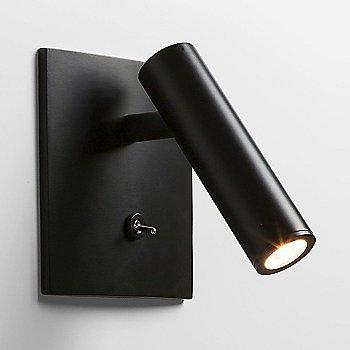 Black finish / Switched option