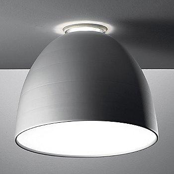 lit in Aluminum finish