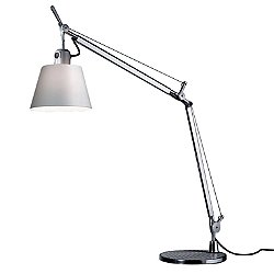 Tolomeo Table Lamp with Shade(Pale Grey/750)-OPEN BOX RETURN