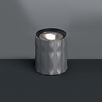 Shown in Anodized Grey finish