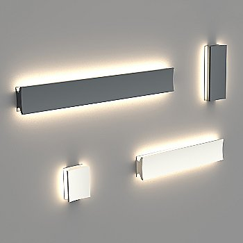Lineacurve Mini LED Wall/Ceiling Light collection