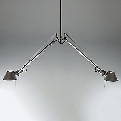 Tolomeo Double Suspension Light