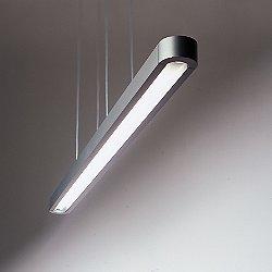 Talo LED Suspension Light (Silver/Grey/Large) - OPEN BOX