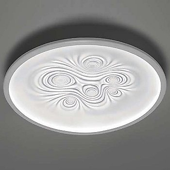 Shown lit with White Glass