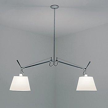 Tolomeo Double Shade Suspension Light