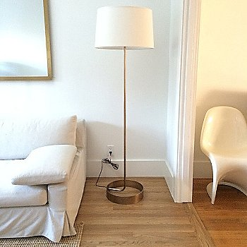 Forge Floor Lamp / in use