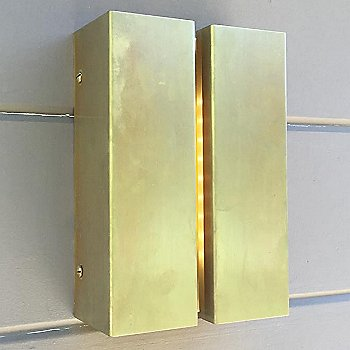 Raw Brass, in use