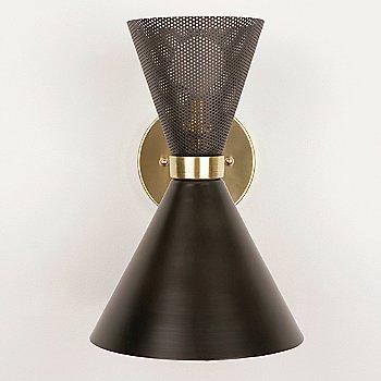 Brass backplate / Large size