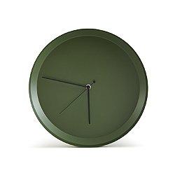 Dish Wall Clock