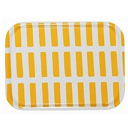 Siena Trays (Small/White/Yellow) - OPEN BOX RETURN